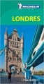 Couverture Londres Editions Michelin (Le Guide Vert) 2014