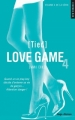 Couverture Love Game, tome 4 : Tied Editions Hugo & Cie 2016