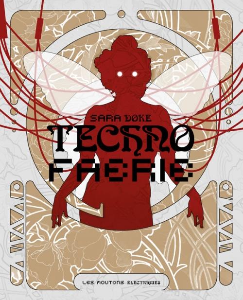 Couverture Techno faerie