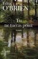 Couverture Tu ne tueras point Editions Fayard 1998