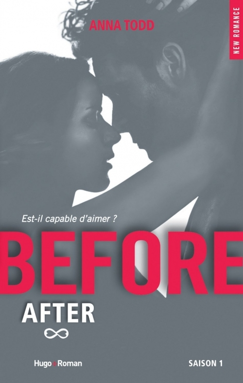 Couverture After, intégrale, tome 6 : Before, partie 1