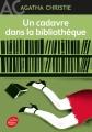 Couverture Un cadavre dans la bibliothèque Editions Le Livre de Poche (Jeunesse) 2015