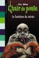 Couverture Le fantôme du miroir Editions Bayard (Poche) 2010
