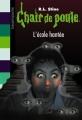 Couverture L'école hantée Editions Bayard (Poche) 2010