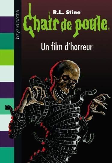 Couverture Un film d'horreur