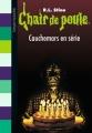 Couverture Cauchemars en série Editions Bayard (Poche) 2011
