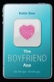 Couverture Boyfriend app : Trouve le mec de tes rêves Editions Balzer + Bray 2014