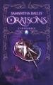 Couverture Oraisons, intégrale Editions France Loisirs (Fantasy) 2015