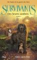 Couverture Survivants, cycle 1, tome 3 : Des heures sombres Editions Pocket (Jeunesse) 2016