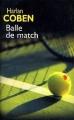 Couverture Myron Bolitar, tome 02 : Balle de match Editions France Loisirs 2005