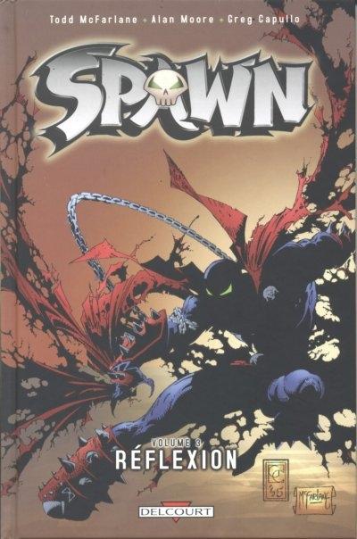 Couverture Spawn, tome 03 : Réflexion