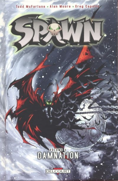 Couverture Spawn, tome 04 : Damnation