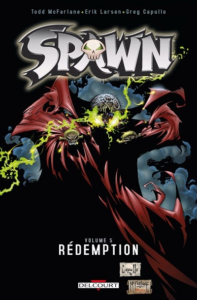 Couverture Spawn, tome 05 : Rédemption