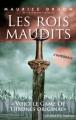 Couverture Les rois maudits, intégrale Editions France Loisirs 2015