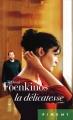 Couverture La délicatesse Editions France Loisirs (Piment) 2012