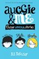 Couverture Auggie & moi : Trois nouvelles de Wonder Editions Knopf 2015