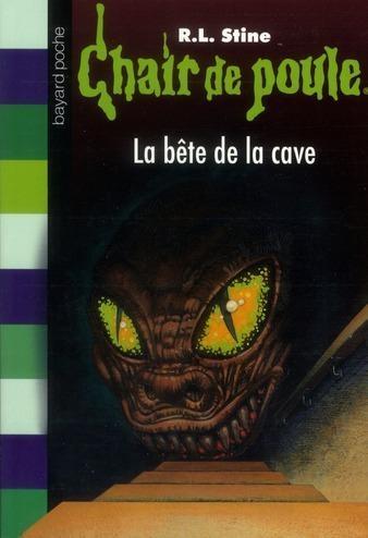 Couverture La bête de la cave
