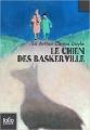 Couverture Sherlock Holmes, tome 5 : Le Chien des Baskerville Editions Folio  (Junior) 2008
