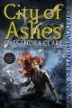 Couverture La Cité des Ténèbres, tome 2 : L'Épée mortelle / The Mortal Instruments, tome 2 : La Cité des Cendres Editions McElderry 2015