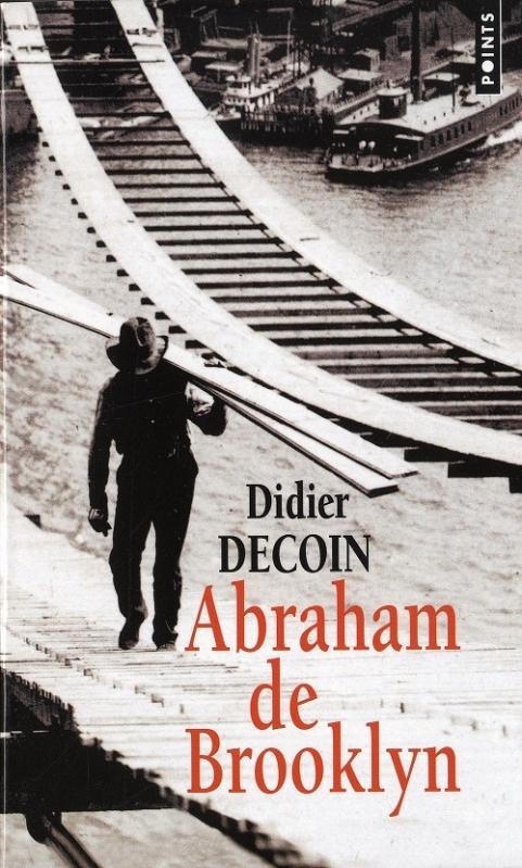 Couverture Abraham de Brooklyn