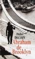 Couverture Abraham de Brooklyn Editions Points 2010