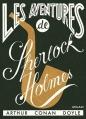 Couverture Sherlock Holme, tome 3 : Les aventures de Sherlock Holmes Editions Milan (Jeunesse) 2010