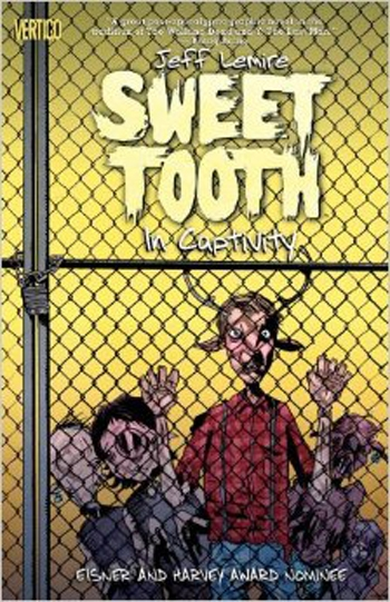 Couverture Sweet Tooth, book 2: In Captivity