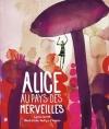 Couverture Alice au Pays des Merveilles (D'Aquino) Editions France Loisirs 2015