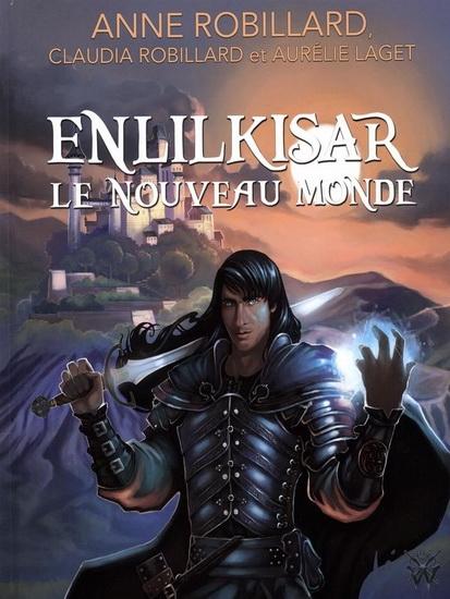Couverture Les héritiers d'Enkidiev, tome hs : Enlilkisar : Le nouveau monde