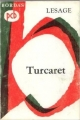 Couverture Turcaret Editions Bordas 1964