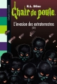 Couverture L'invasion des extraterrestres II Editions Bayard (Poche) 2011
