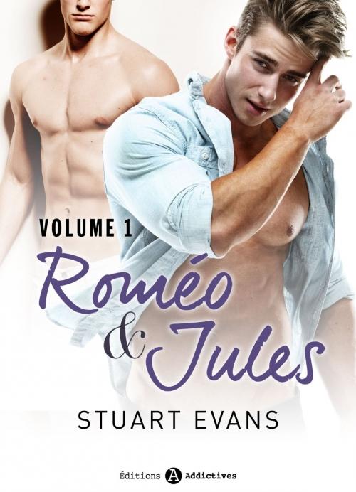 Couverture Roméo et Jules, tome 1