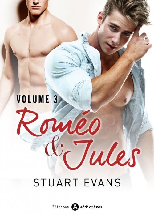 Couverture Roméo et Jules, tome 3