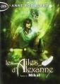 Couverture Les Ailes d'Alexanne, tome 2 : Mikal Editions Michel Lafon (Poche) 2014