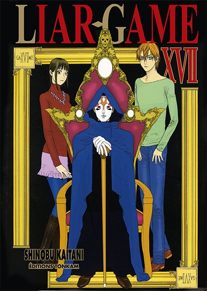 Couverture Liar game, tome 17