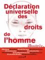 Couverture La déclaration universelle des droits de l'homme illustrée Editions du Chêne 2015