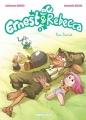 Couverture Ernest & Rebecca, tome 3 : Pépé Bestiole Editions Le Lombard 2013