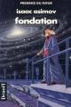 Couverture Fondation, tome 3 : Le Cycle de Fondation, partie 1 : Fondation Editions Denoël (Présence du futur) 1993