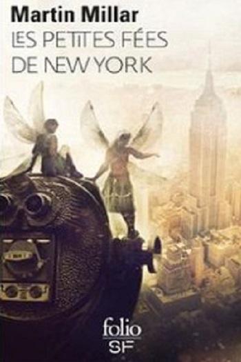 Couverture Les petites fées de New York
