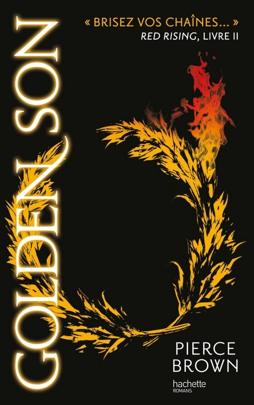 Couverture Red rising, tome 2 : Golden son