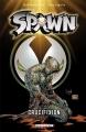 Couverture Spawn, tome 07 : Crucifixion Editions Delcourt (Contrebande) 2009