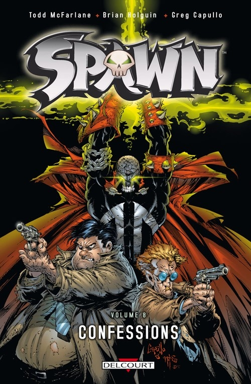 Couverture Spawn, tome 08 : Confessions