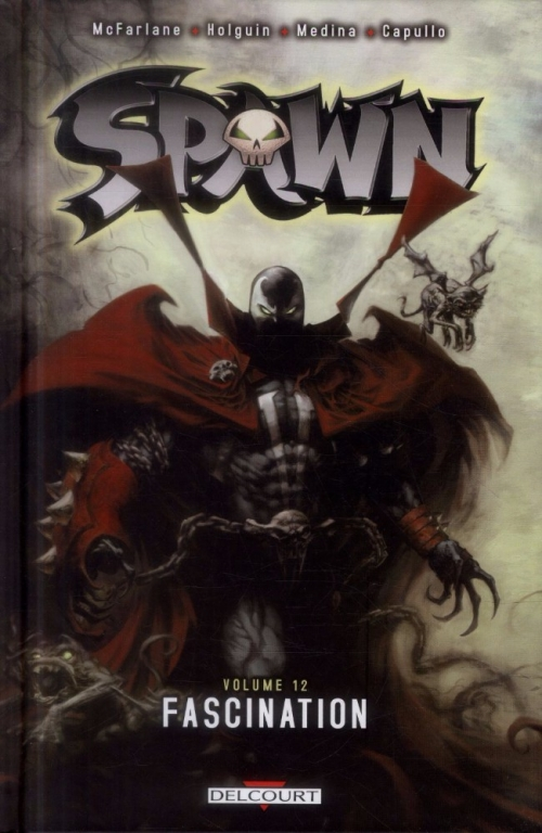Couverture Spawn, tome 12 : Fascination