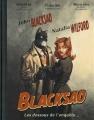 Couverture Blacksad, Les dessous de l'enquête Editions Dargaud 2015
