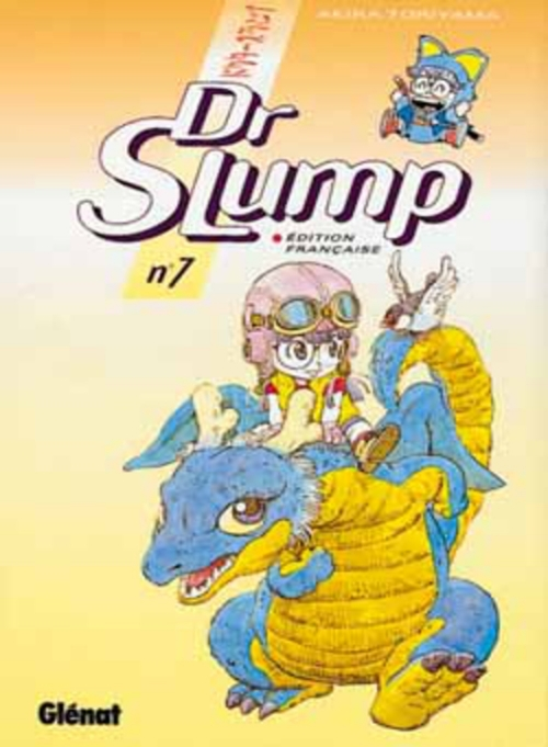 Couverture Dr Slump, tome 07