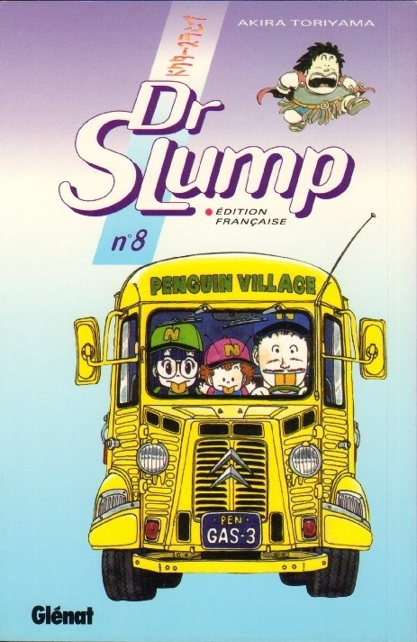 Couverture Dr Slump, tome 08