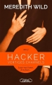 Couverture Hacker, tome 3 : Vertiges charnels Editions Michel Lafon 2016