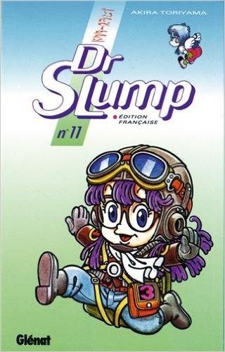 Couverture Dr Slump, tome 11