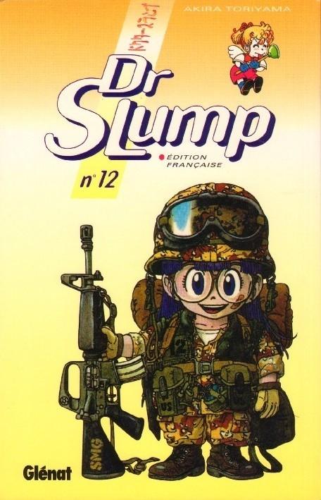 Couverture Dr Slump, tome 12