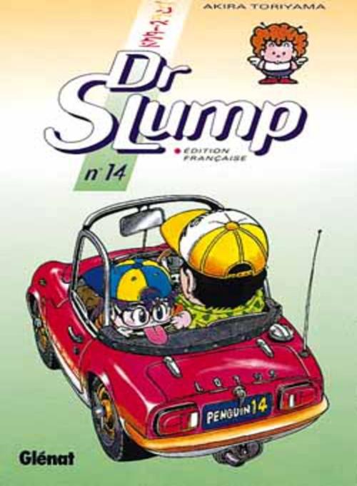 Couverture Dr Slump, tome 14